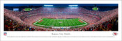 "Kansas City Chiefs ""Monday Night Football"" at Arrowhead Stadium Panoramic Poster"