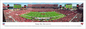 Tampa Bay Buccaneers at Raymond James Stadium Panoramic Poster