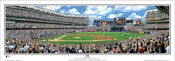 "Derek Jeters ""3000"" Yankee Stadium Panoramic Framed Poster"
