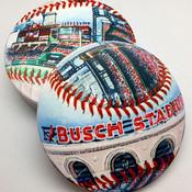 Busch Stadium Coaster Set