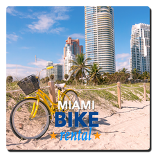 Miami Bike Rental 24-Hours