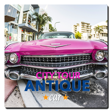 Antique Car City Tour