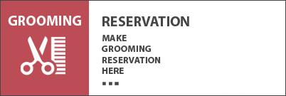 K9 Loft Grooming Reservation