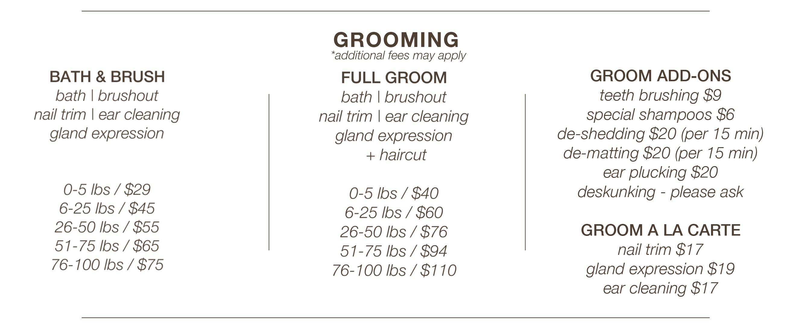 K9 Loft Grooming
