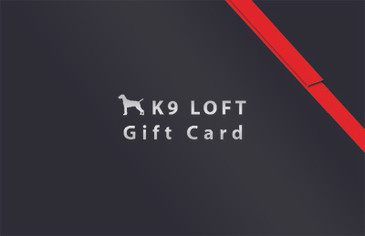K9 Loft Gift Card