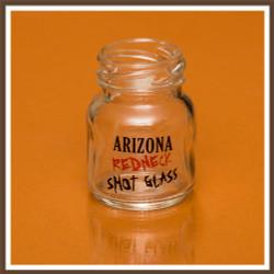 AZ Redneck Shotglass