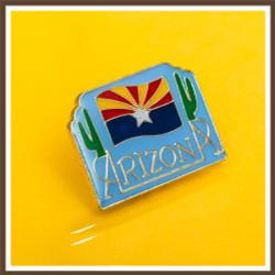 AZ Flag Tie Tack