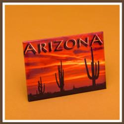 AZ Sunset Magnet