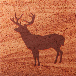 Deer Coasters - Set of 4