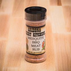 Mesquite BBQ Rub - 4oz