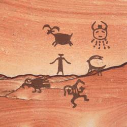 Petroglyphics