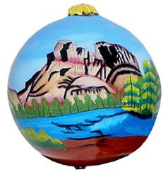"""Sedona Vortex - 3"""" Ornament Set of 2"""