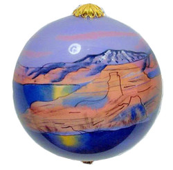 "Lake Powell - 3"" Ornament Set of 2"