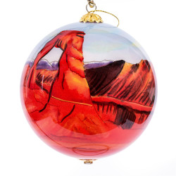 "Arches National Park - 3"" Ornament Set of 2"