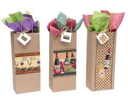 Fine Wine Gift Bag