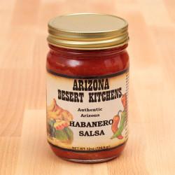 Habanero Salsa 12oz