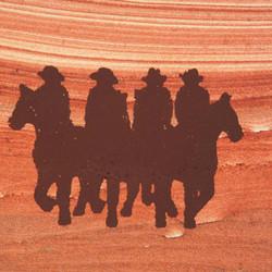 Horses w/ Riders