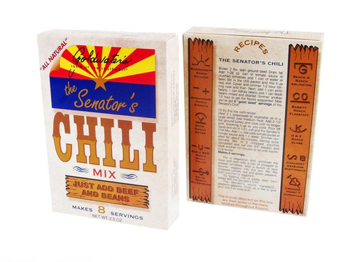 Goldwater's The Senators Chili Mix-Case of 12