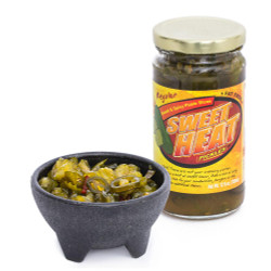 Sweet Heat Pickles 12oz