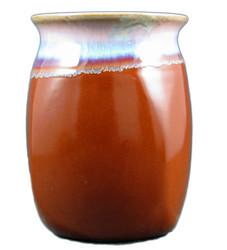 Stoneware Kitchen Untensil Jar