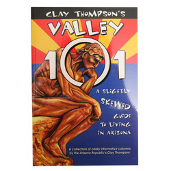 Clay Thompson's Valley 101 - Witty & Entertaining