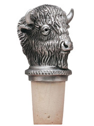 Buffalo Bottle Stopper