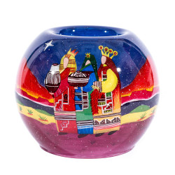 "Three Kings - 4"" Votive Set of 2"