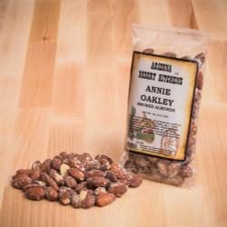 Annie Oakley Smoked Almonds 4oz