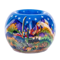 "Boulder Nights - 3"" Votive Set of 2"