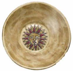 """Mara Bowl 8"""" - Sun"""