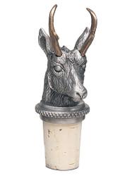Antelope Bottle Stopper