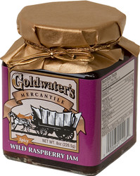 Goldwater's Wild Raspberry Jam-Case of 12