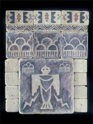 Thunderbird Stone Tile Display