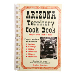 Arizona Territory Cookbook