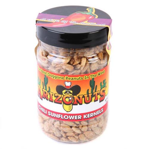 Chili Sunflower Kernels-Case of 12