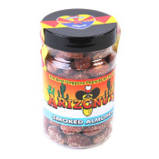 Smoked Almonds-Case of 12
