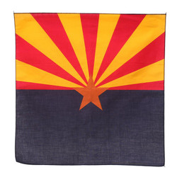 Large Bandana - Arizona Flag