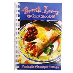 Burrito Lovers Cookbook