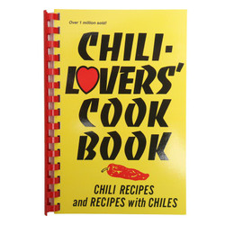 Chili Lovers Cookbook