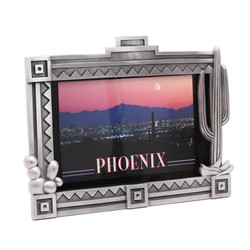 Cactus Pewter Photo Frame - 5x7