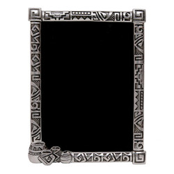 Native Pots Photo Frame - 5x7