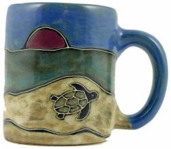 Mara Mug 9oz - Turtle