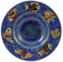 "Mara PASTA Plate 12"" - Fish"