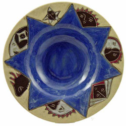 "Mara PASTA Plate 12"" - Celestial"