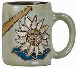 Mara Mug 9oz - Sunflower