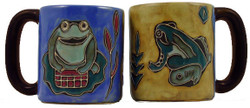 Mara Mug 16oz - Frogs