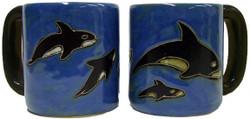 Mara Mug 16oz - Orcas