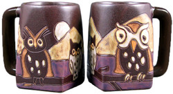 Mara Square Mug 12oz - Night Owl