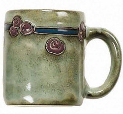 Mara Mug 9oz - Antique Green