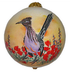 Roadrunner - Ornament set of 2